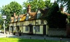 George and Dragon - Abingdon: Two-Course Meal for Two or Four at George and Dragon (Up to 61% Off)