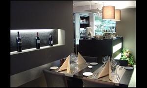 La Brise: Menu mezze Olympe et dessert pour 2 ou 4 personnes dés €24.99 au restaurant grec La Brise