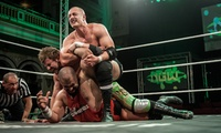 Live Wrestling Show, One or Two Adult or One Family Ticket, 17 December (Up to 50% Off)