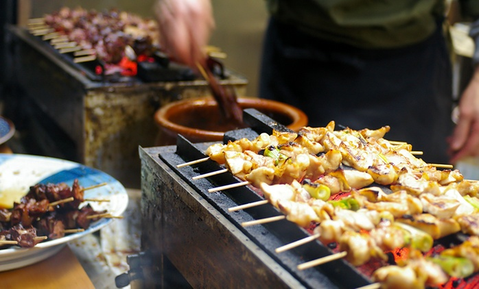 Chicken Shish Kebab Meal With Drink For One or Two from €5 at Madina Desi Curry Co. (Up to 52% Off)