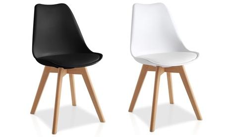 2 sillas de comedor Lucia