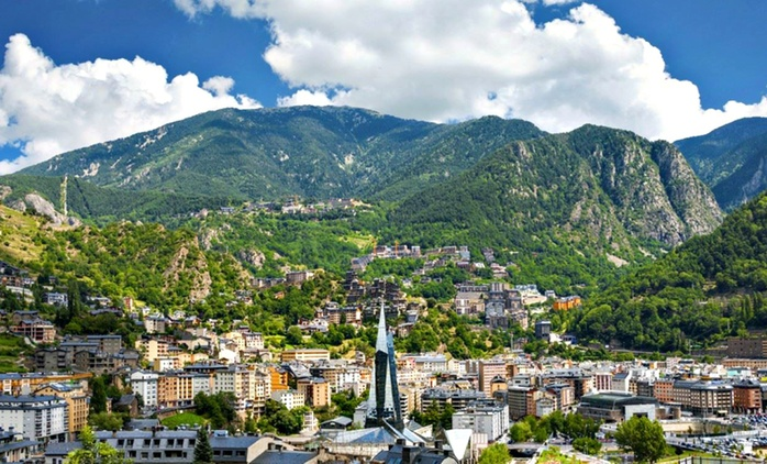 Andorre : 1 à 3 nuitsen demi-pension avec check-out tardif à l'hôtel Santa Bàrbara de la Vall d'Ordino pour 2 personnes