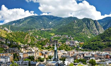 Andorra: 1, 2 o 3 noches con late check-out, media pensión en Hotel Santa Bàrbara de la Vall d'Ordino