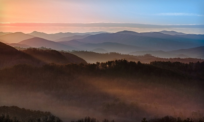Tuckasiegee River Mountain Lodge - Whittier, NC: Two-Night Stay with Dining Credit at Tuckasiegee River Mountain Lodge in Whittier, NC