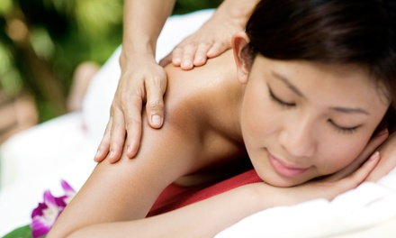 60- or 90-Minute Therapeutic Massage at Alpha Medical Massage & Rehabilitation (Up to 52% Off)
