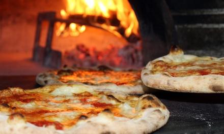 ⏰ Menu pinsa romana all you can eat a 19,90€euro