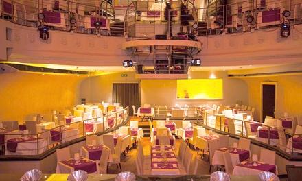 Dinner Show con Menu à la carte e vino al Teatro Riccardi a Torre Argentina (sconto fino a 51%)