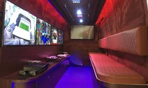 Game Van Dubai: Weekday or Weekend Birthday Gaming Package from Game Van Dubai (Up to 67% Off)