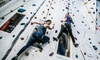 Ninja Warrior and Climbing
