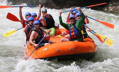 image for Lower New River Rafting Trip Packages from Adventures on the Gorge (Up to 55% Off). Two Options Available.