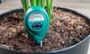Medidor de humedad plantas