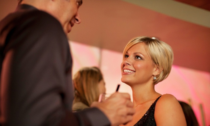 SpeedSanFran Dating - Gaslamp: One or Three Speed-Dating Events or a Simplify Me Matchmaking Package from SpeedSanFran Dating (Up to 60% Off)