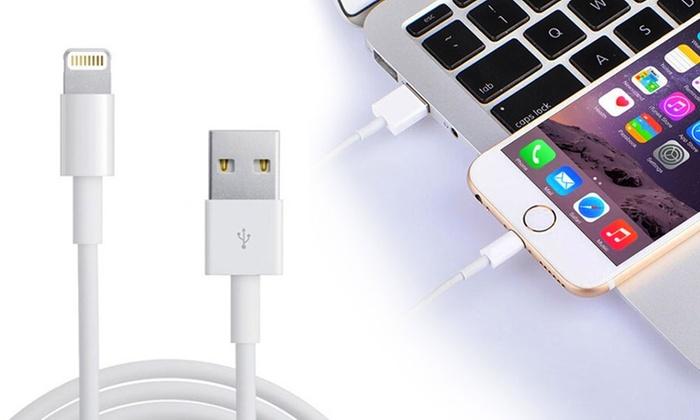Chargeur et synchroniseur pour iPhone iPad dès 39 € (jusquà 77% de rduction)