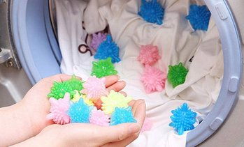 5x Reusable Fabric Softener Balls