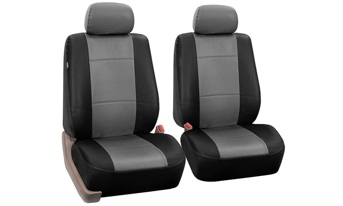 67 Off On Faux Leather Car Seat Covers