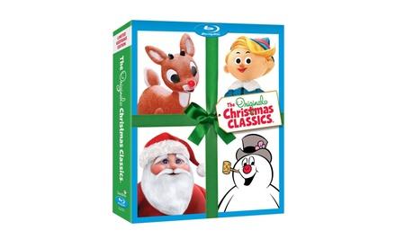 The Original Christmas Classics Gift Set on 2 DVDs or Blu-rays 7e47d2ec-a0ac-4886-a2fa-75f4ff91c4f2