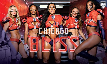 image for LFL's Chicago Bliss <strong>Football</strong> Game on Saturday, April 14, at 7 p.m