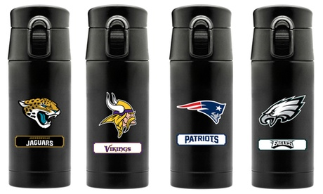 NFL Double-Wall Stainless Steel Thermos d4d9c09b-dda1-4fb2-8153-b01bb2c6836b