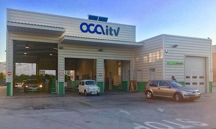 Revisión ITV para vehículos diésel o gasolina desde 25,95 € en OCA ITV Leganés