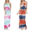 Women's Kalea Tie-Dye Overlay Maxi Dress