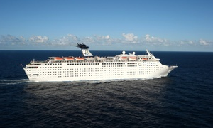 2-Night Bahamas Cruise Departing from West Palm Beach  at Two Night Bahamas Cruise for Two from Bahamas Paradise Cruise Line, plus 6.0% Cash Back from Ebates.