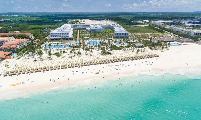 All-Inclusive Riu Republica Stay w/Nonstop Air from Vacation Express