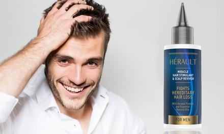 1, 2 ou 3 sérums Hérault stimulant la repousse & anti pelliculaire