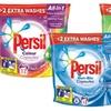 72 Persil Washing Capsules