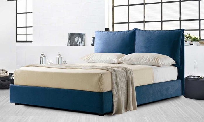 Groupon Letto Contenitore.Letto Contenitore Ibiscus Groupon Goods