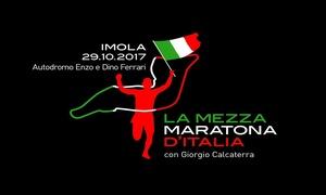 La Mezza d'Italia all'Autodromo Enzo e Dino Ferrari di Imola: La Mezza D'Italia, marcia o mezza maratona il 29 ottobre all'Autodromo Enzo e Dino Ferrari di Imola (sconto fino a 51%)