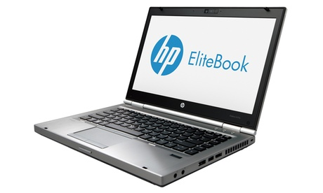 """HP EliteBook 8470p 14"""" Laptop with Docking Station, Intel Core i5 Processor, and 128GB or 320GB (Refurbished) 09a3551a-c158-11e6-90e9-00259069d7cc"""