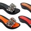 NY VIP Women's Wedge Sandals