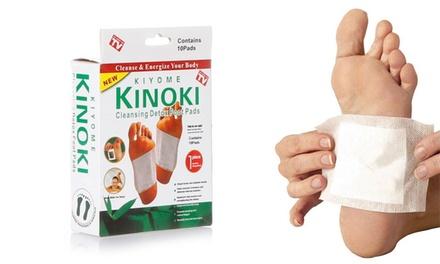Cerotti per piedi detox Kinoki