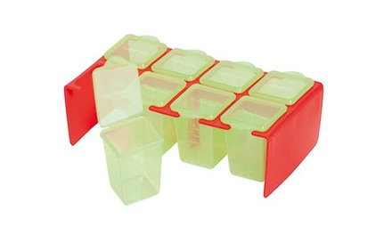 ClevaPortions Freezer and Storage Pots Including Delivery