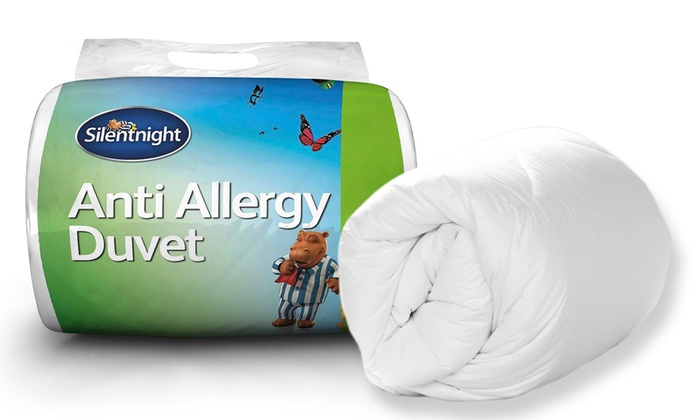 Groupon Goods Global Gmbh Silentnight Anti Allergy Duvet In Choice Of Size And Tog