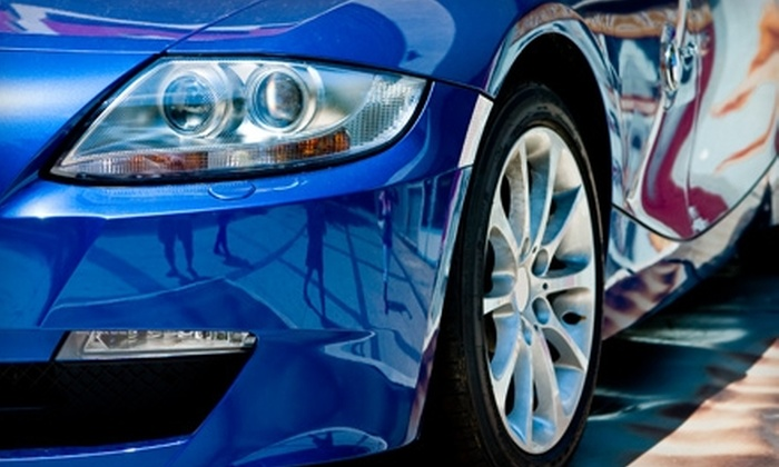 Waterworks Carwash - Northeast Grand Rapids: $24.99 for One Gold Wash and Two The Works Washes at Waterworks Carwash ($48.99 Value)