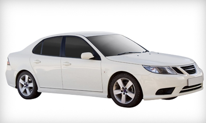 Superior Auto Glass & Tinting - Las Vegas: Window Tinting for Two or Five Windows at Superior Auto (Up to 60% Off)