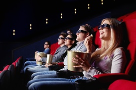The Nook: Two Movie Tickets at The Nook (46% Off)