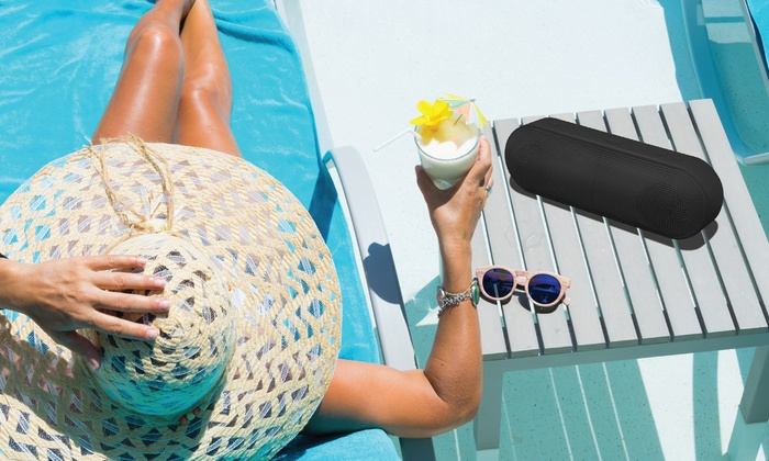 Up To 55% Off on 2Boom Wireless Bluetooth Speaker | Groupon
