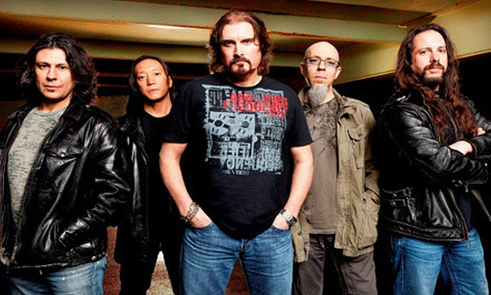 Dream Theater - Universal City: $30 for One Ticket to See Dream Theater at Gibson Amphitheatre in Universal City on July 2 (Up to $62.75 Value)