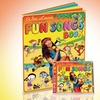 Wai Lana's Little Yogis Fun Songs CD and Lyrics Book