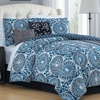 Emeline Comforter Set with Throw Blanket (12-Piece)