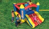 Banzai Big Slide N Bounce: Banzai Big Slide N Bounce