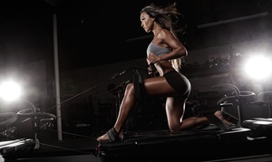 B-MegaFit / Lagree Fitness: 5 or 10 Lagree Fitness/Megaformer/Pilates Fitness Classes at B-MegaFit (Up to 54% Off)