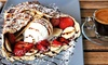 Up to 35% Off Crepes and Drinks at Krepesz