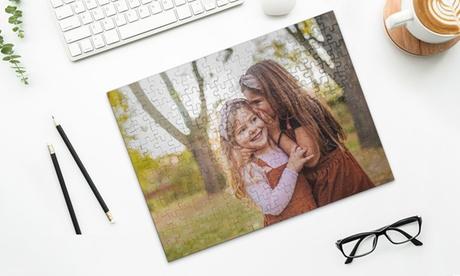 1 o 2 puzzles personalizables de 88 o 300 piezas con Photo Gift (hasta 90% de descuento)