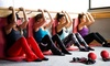 Up to 67% Off Classes at Pure Barre