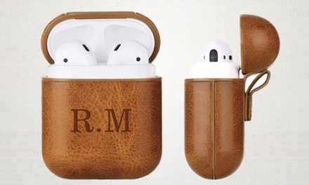 One or Two Personalised Cases for AirPods from Personalised Gifts Market