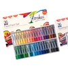 Face Paint Crayons 36 Color Set – Glitter or Regular