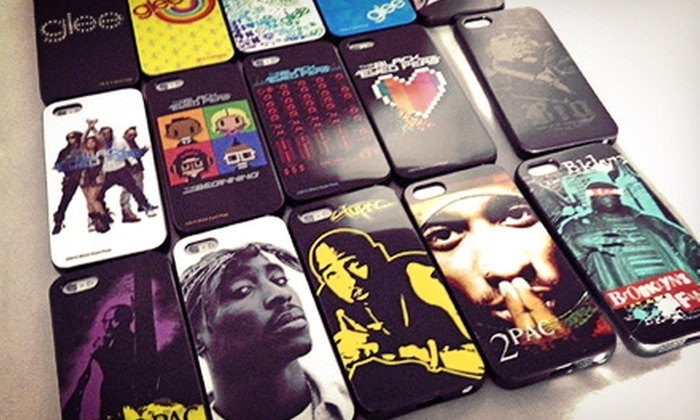 theSection8.com: Artist-Licensed Headphones, Earbuds, and iPhone Cases from theSection8.com (Up to 58% Off). Two Options Available.